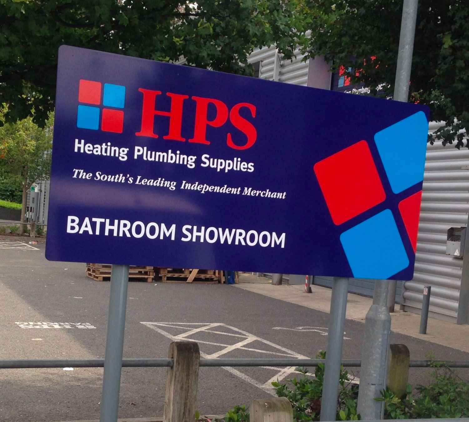 Signage company for HPS signs